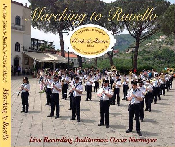 cd Marching to Ravello